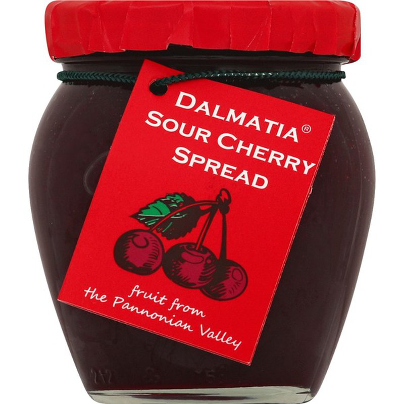 Dalmatia Sour Cherry Spread 8 5 Oz Instacart