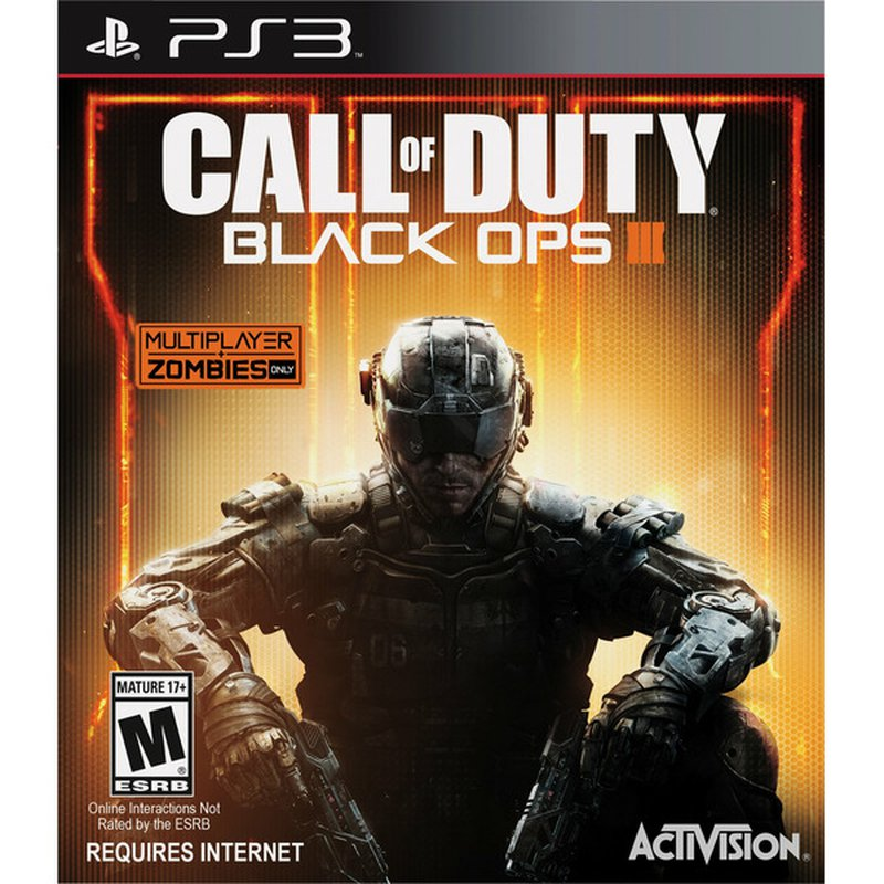 Activision Call Of Duty: Black Ops III for Play Station 3
