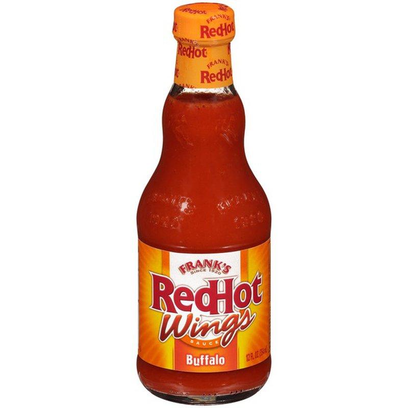 Frank's® RedHot® Buffalo Wings Sauce