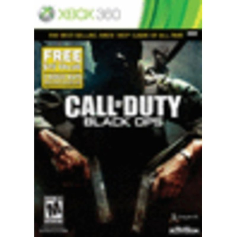 Activision Call of Duty: Black Ops for Xbox 360