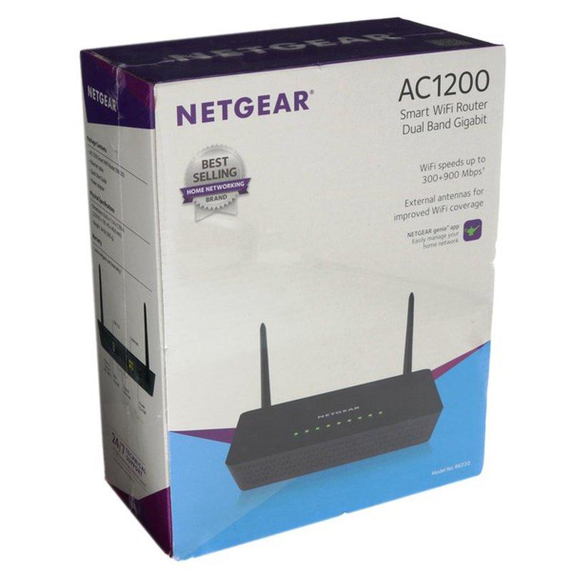 Netgeat Ac1200 Smart Wi Fi Router