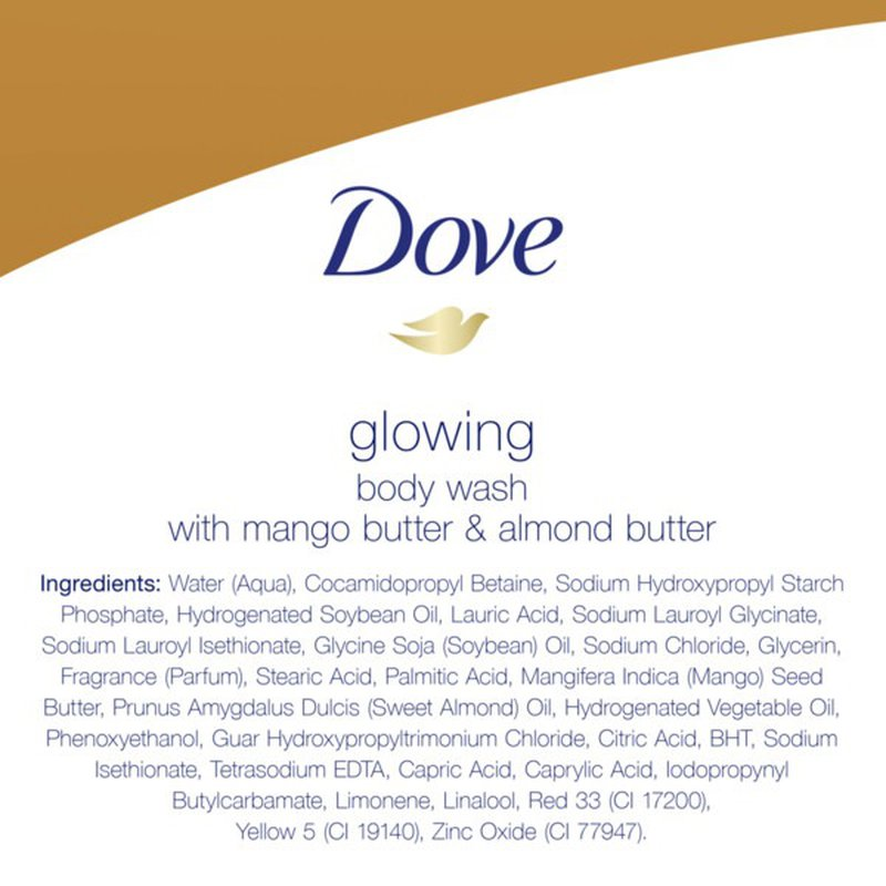Dove Body Wash Mango Butter And Almond Butter 22 Oz Instacart