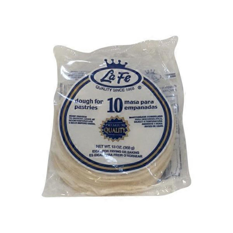 La Fe Dough For Pastries