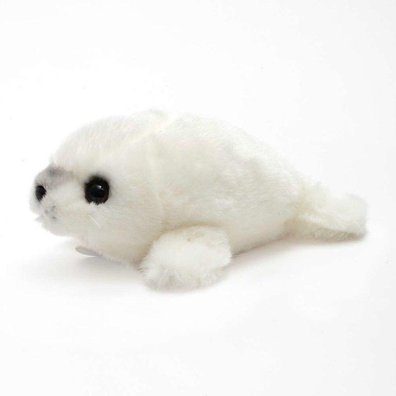 Aurora World Harp Seal Plush Toy