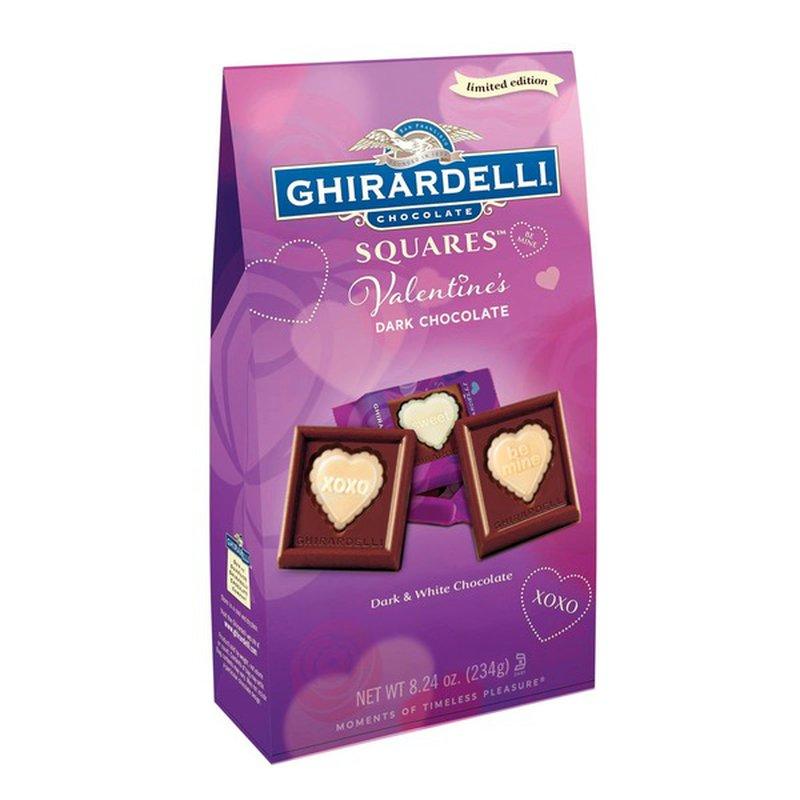 Ghirardelli Squares Dark Chocolate