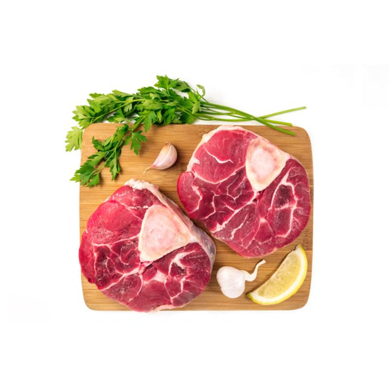 Boneless Beef Shank, Package
