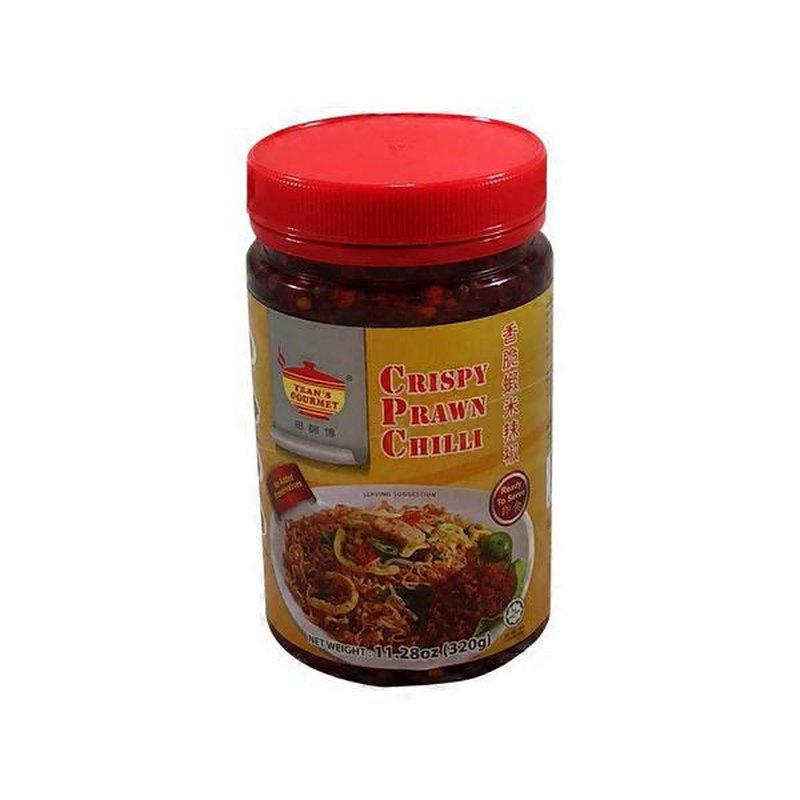 Tean's Gourmet Crispy Prawn Chilli