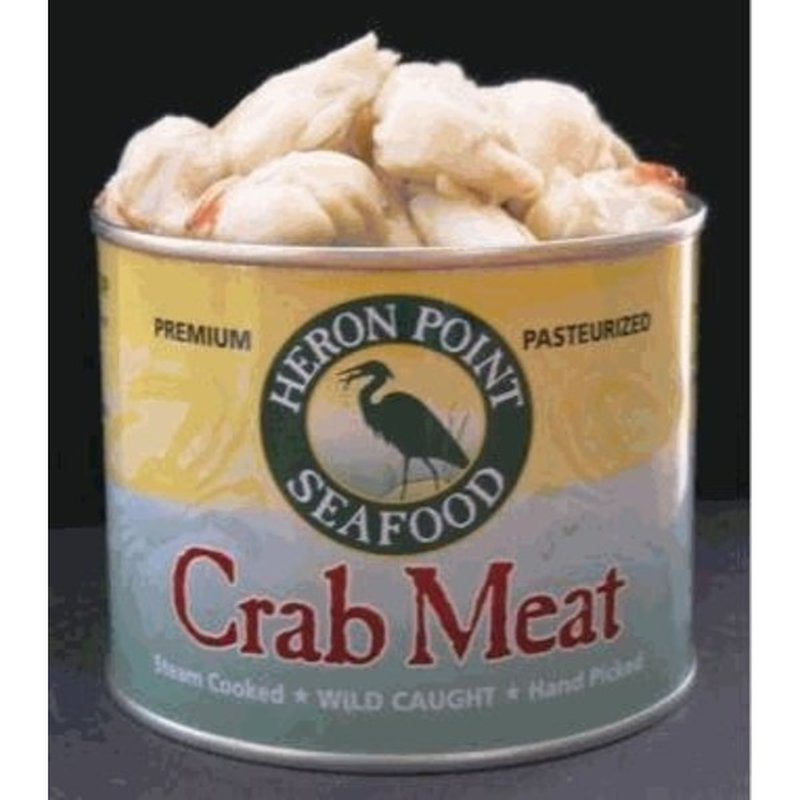 Heron Point Seafood Super Lump Crab Meat