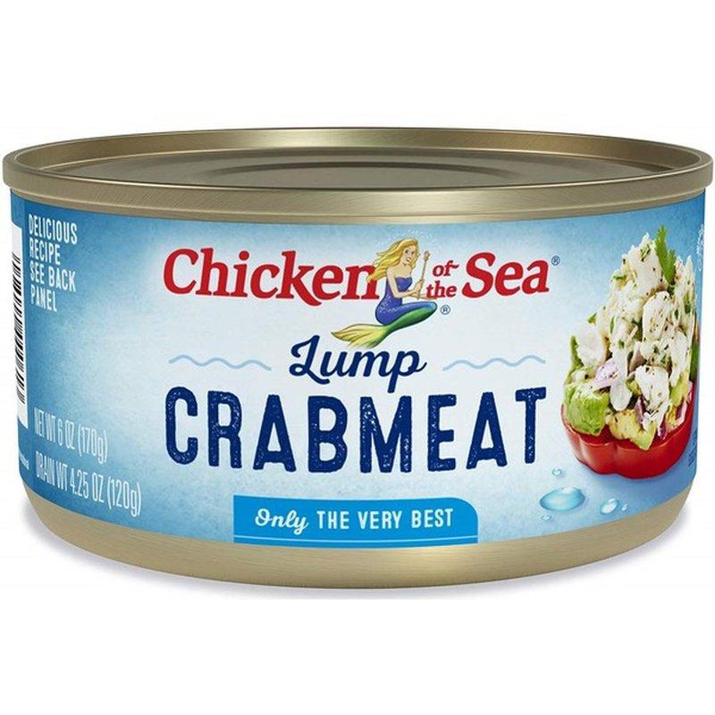 Chicken of the Sea Premium Crab Meat