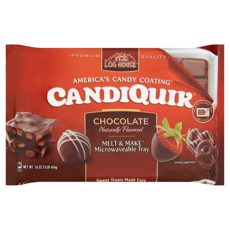 Candi Quik Candy Coating Chocolate 16 Oz Instacart