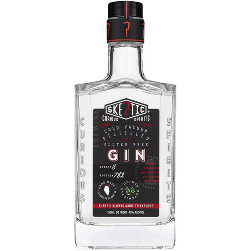 Skeptic Distillery Gin