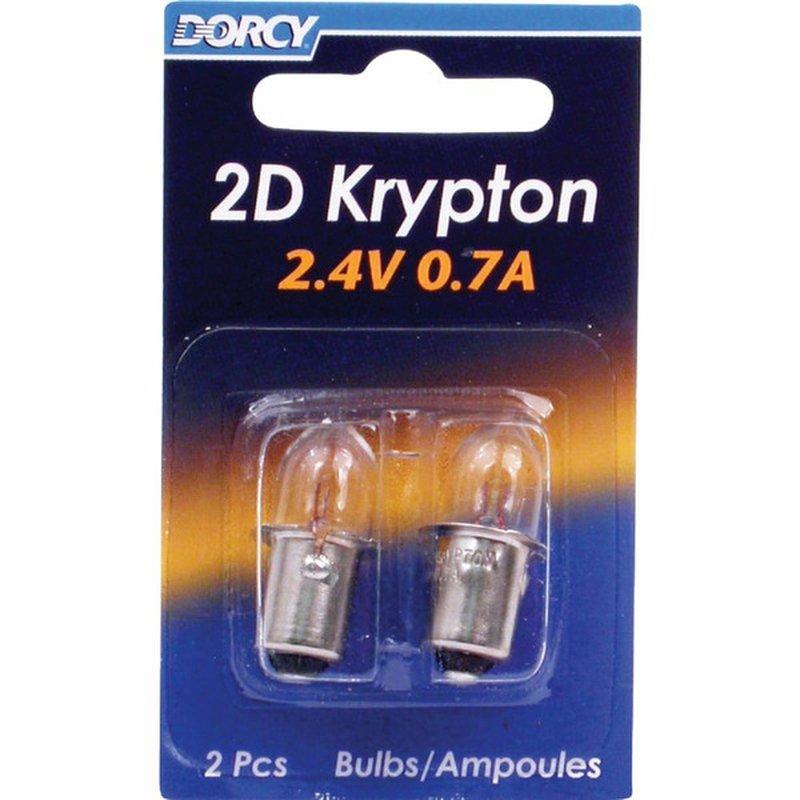 Dorcy 2.4V Krypton Flashlight Bulb