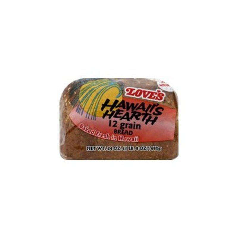 Love's Hawaii's Hearth 12 Grain Bread