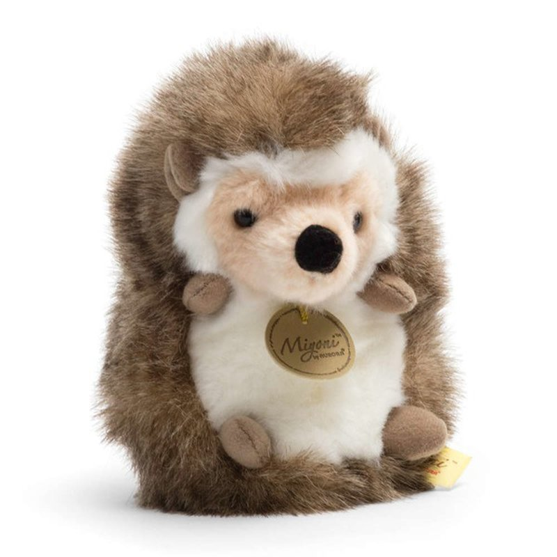 Aurora World Small Miyoni Hedgehog Toy Plush