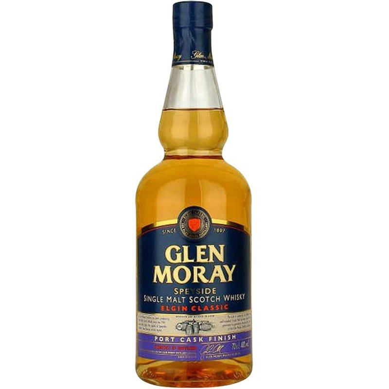 Glen Moray Speyside Single Malt Scotch Whisky