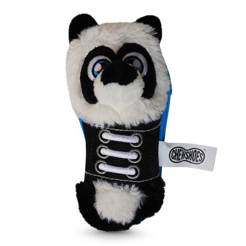 R2P Pet Small Panda Dog Chew Shoes