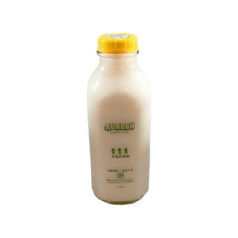 Avalon Dairy Organic Skim Milk