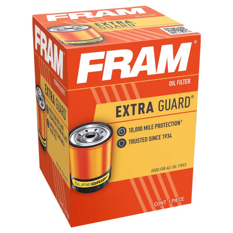 Fram PH4967 Extra Guard Oil Filter
