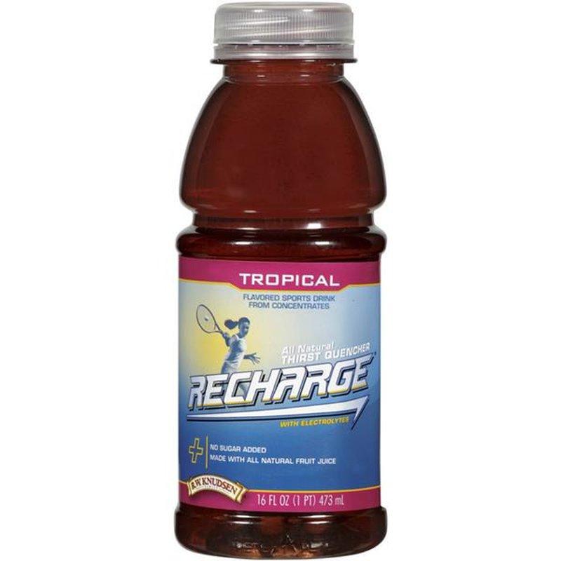 KNUDSEN Recharge Tropical Sports Drink