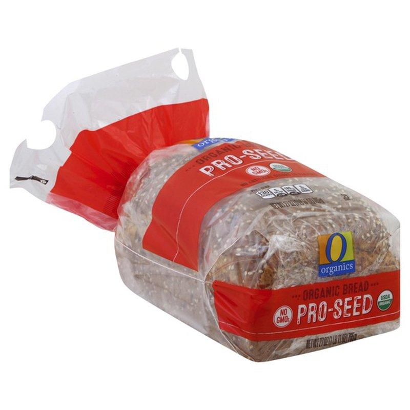 O Organics Organic Bread