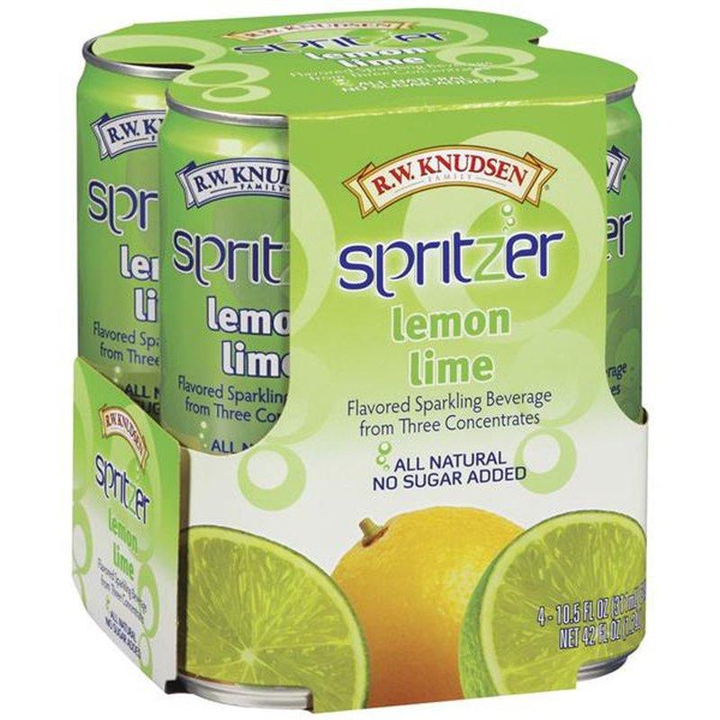 KNUDSEN Lemon Lime Spritzer