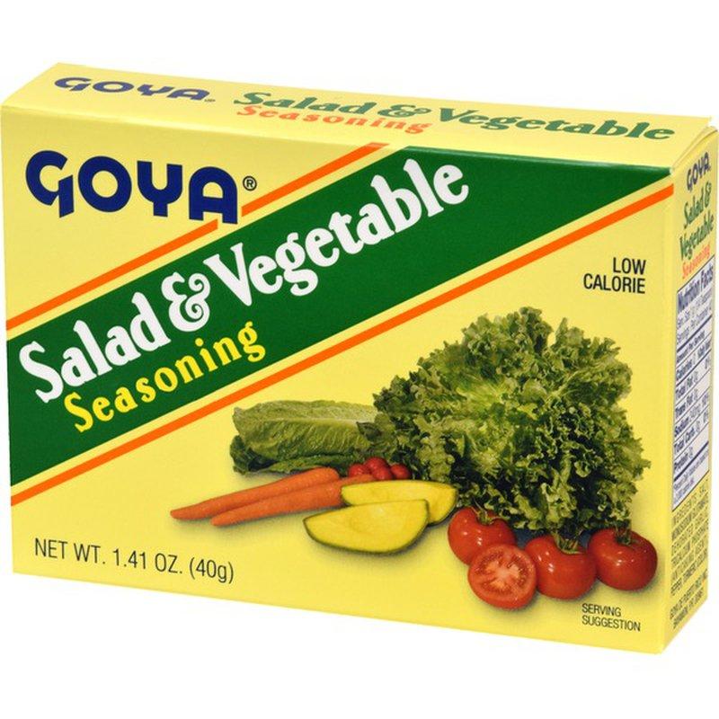Goya Salad & Vegetable Seasoning