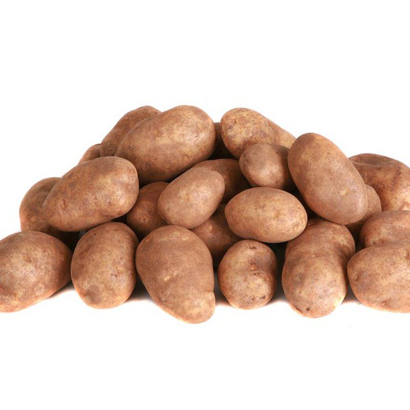 Organic Idaho Potatoes