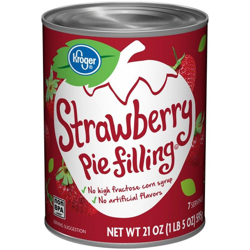 Kroger Pie Filling