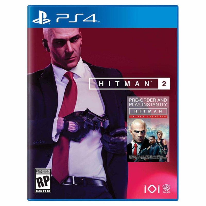 Warner Games Hitman 2 for PlayStation 4