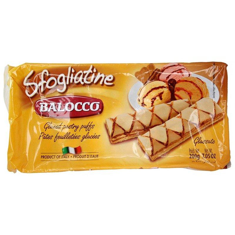 Balocco Sfogliatine Cookies