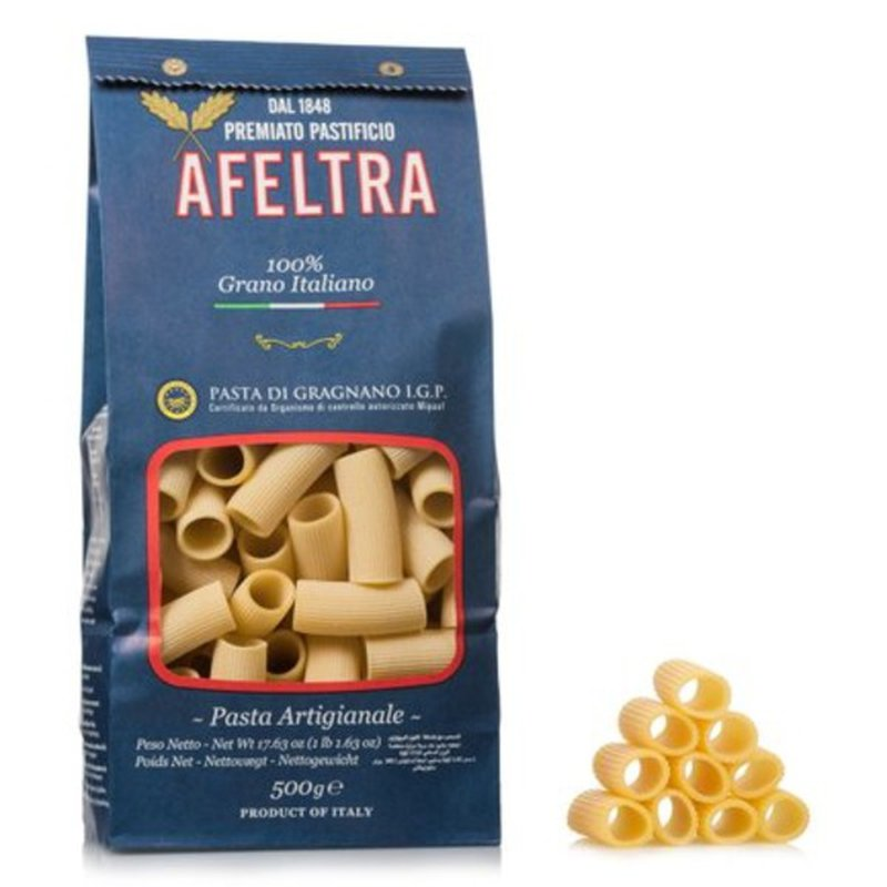 Afeltra 100% Italian Grain Rigatoni