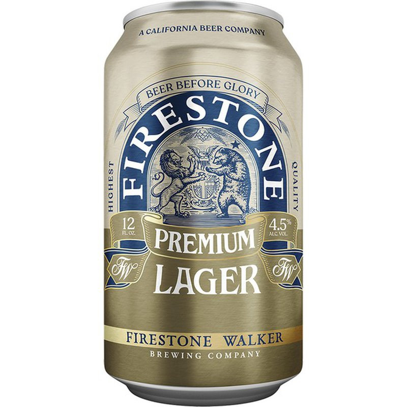 Firestone Walker Brewing Company Lager
