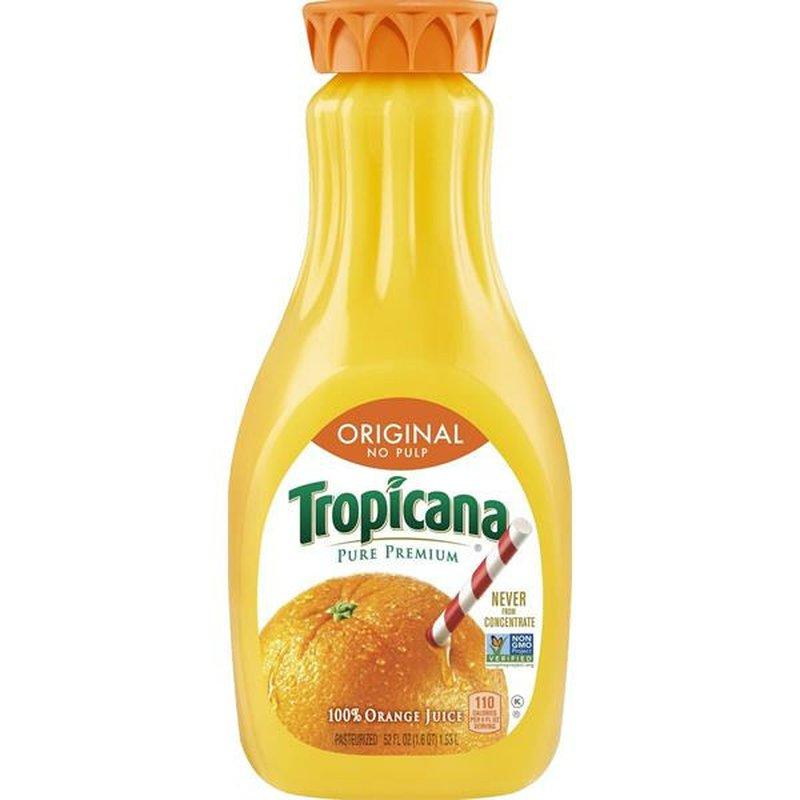 Tropicana Pure Premium Orange Juice