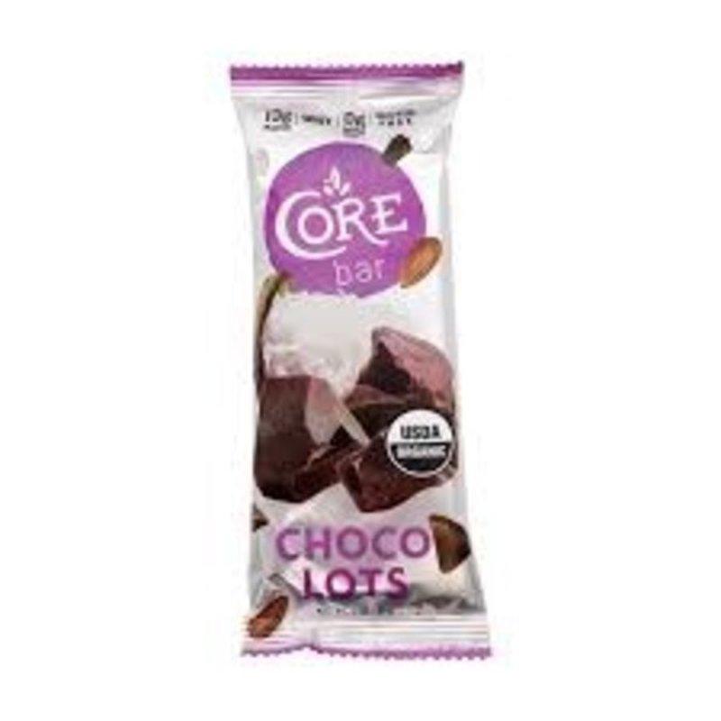 Core Foods Organic Chocolate Lots Bar