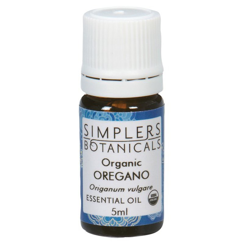 Simplers Botanical Co Organic Essential Oil