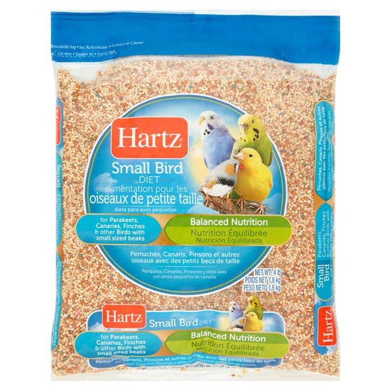 Hartz Small Bird Diet Food