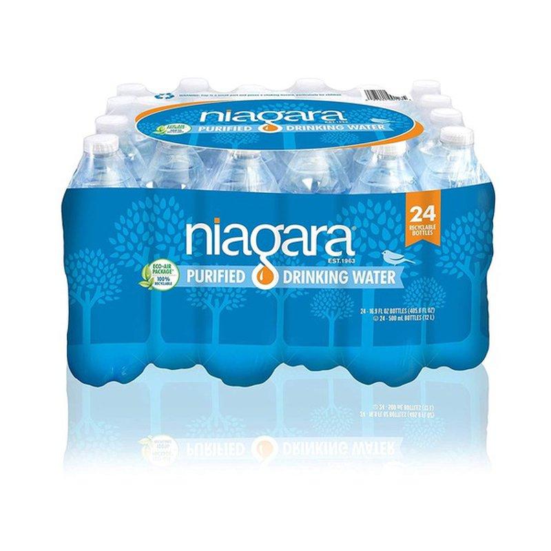 Niagara Purified Water