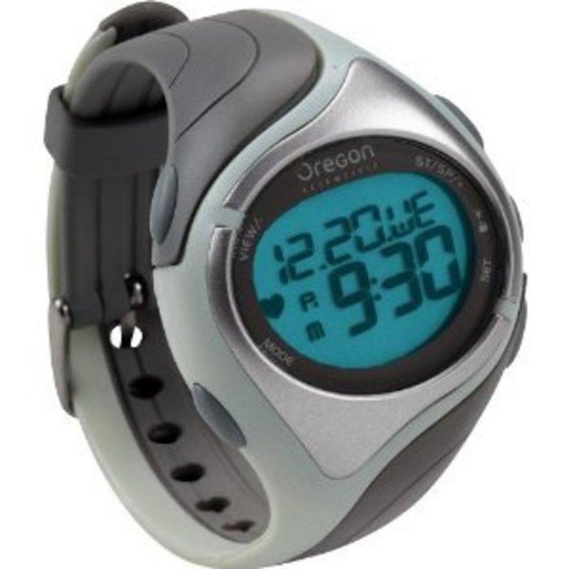 Oregon Scientific Heart Rate Monitor Wrist Watch