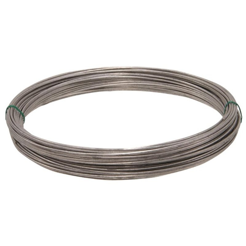 Hillman Group 14-Gauge Galvanized Steel Wire