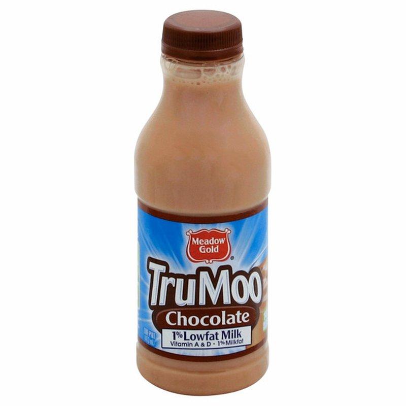 Tru Moo 1% Low Fat Chocolate Milk