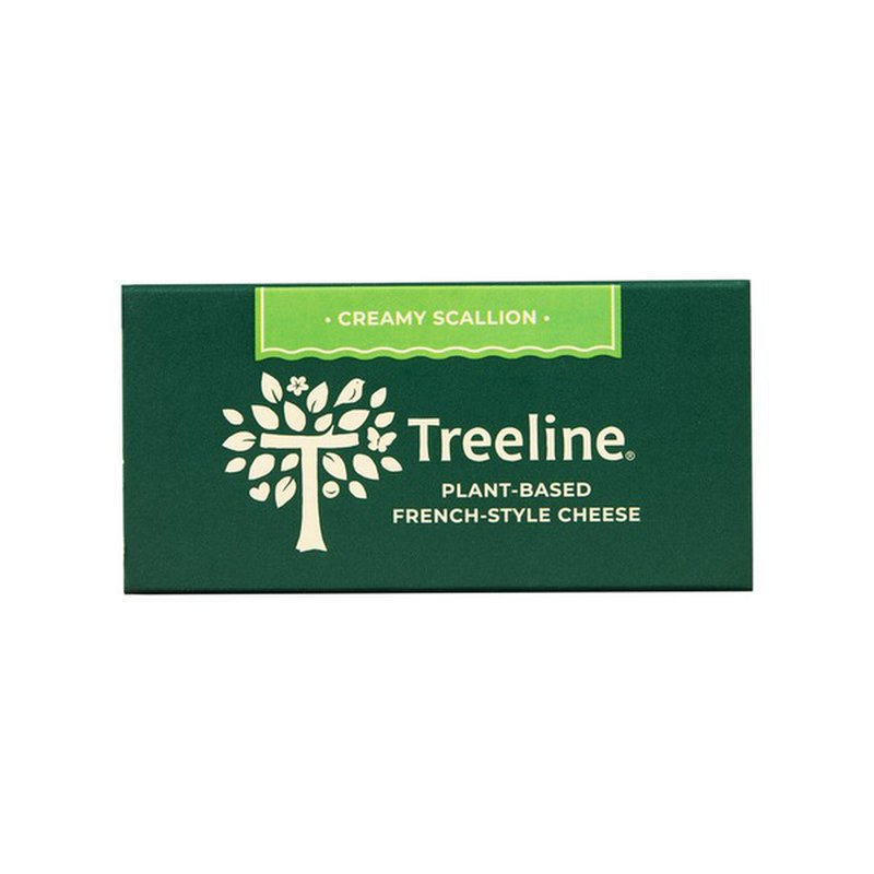 Treeline Cheese Soft French-Style Nut Cheese