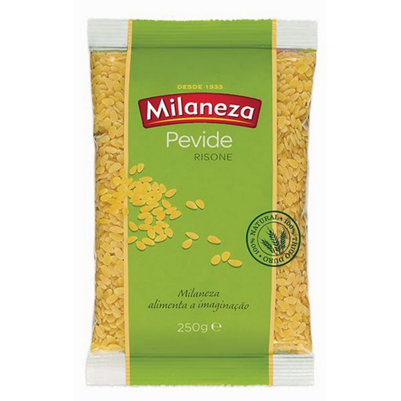 Milaneza Risoni Pevide Pasta