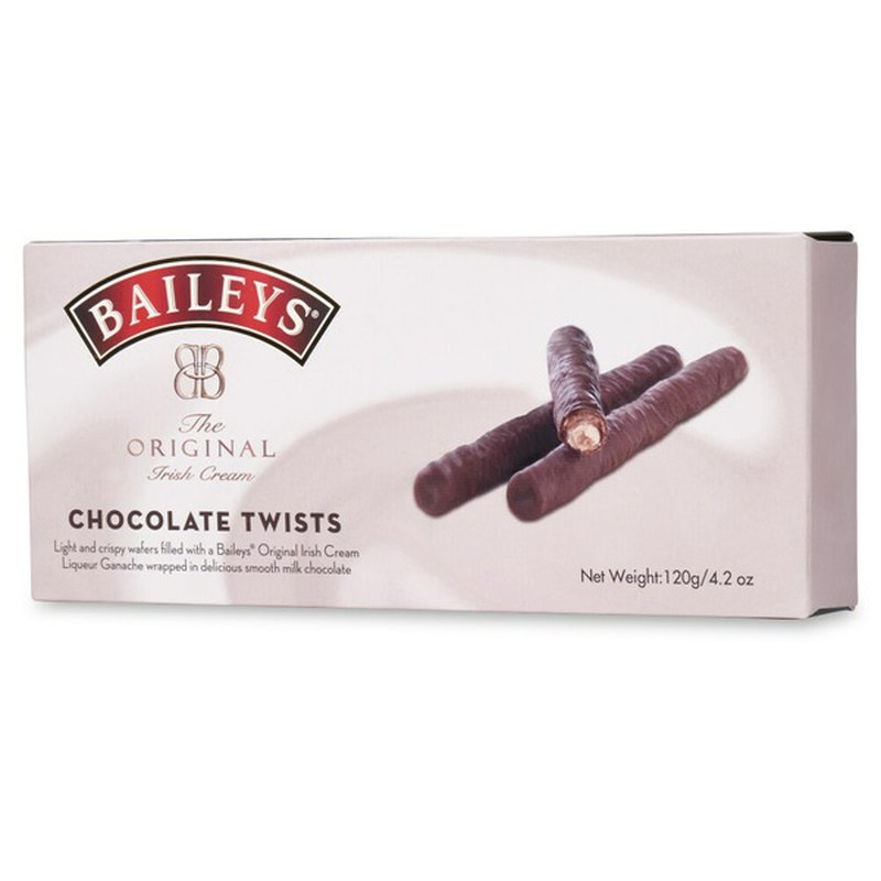 Baileys Chocolate Twists