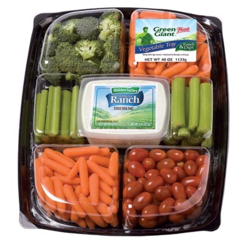 Green Giant Veggie Tray