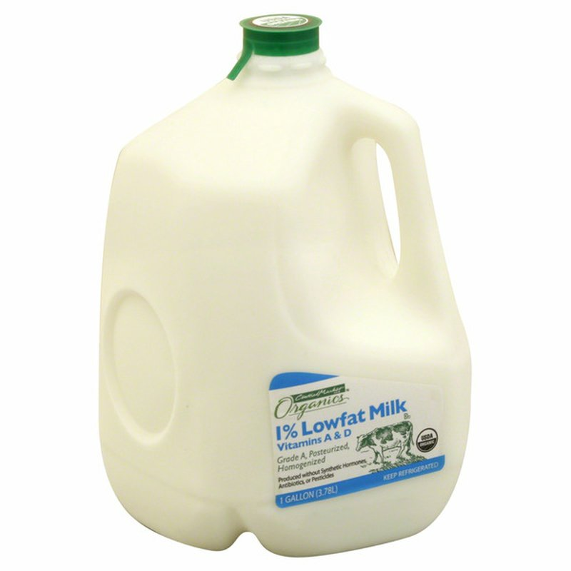 Central Market 1% Low Fat Milk