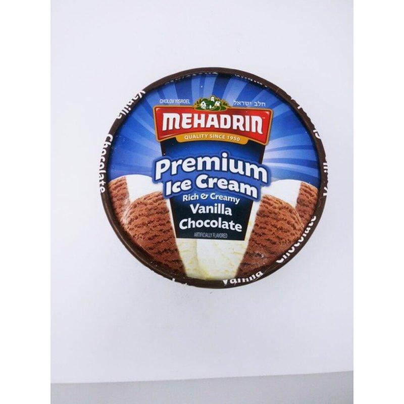 MEHADRIN Vanilla Chocolate Ice Cream