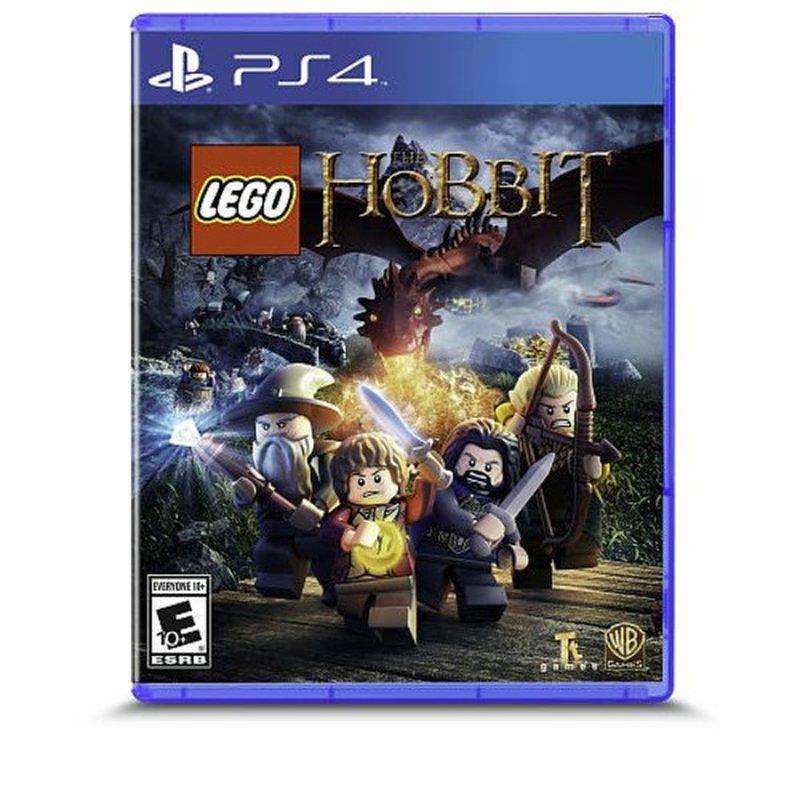 Warner Home Video Games Lego: The Hobbit For Playstation 4