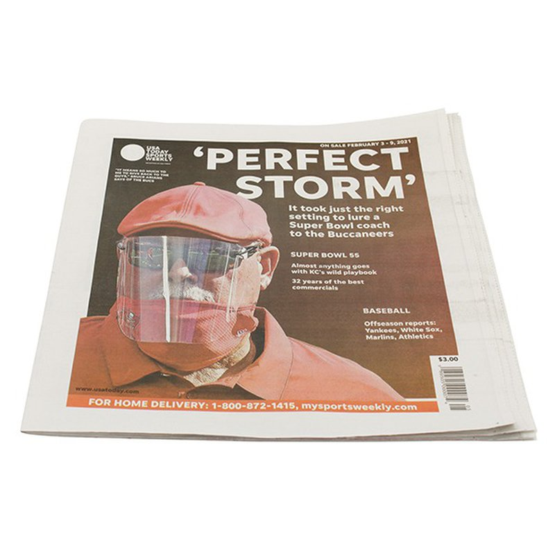 USA Today Sports Weekly Newspaper