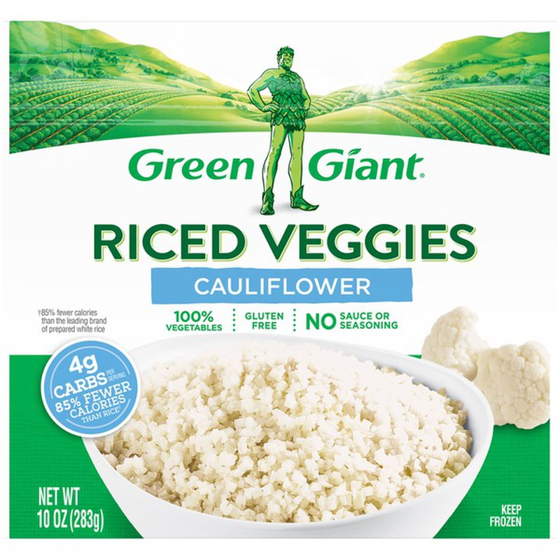 Green Giant Cauliflower Riced Veggies