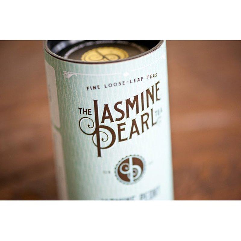 The Jasmine Pearl Tea Company Jasmine Pearls Green Loose Leaf Tea